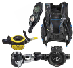 Aqua Lung Essential Scuba Equipment Package