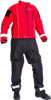 Aqua Lung Osprey Drysuit | Breathable Surface Water Rescue Drysuit | The Osprey is a feature loaded breathable surface rescue suit designed with durability and mobility in mind offering superior fit and comfort.  The suit is designed for long duration water rescue events in swiftwater, flood, boat operations, and ice rescue missions.  The material and construction has over 7 years of proven field use in various aquatic environments.