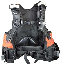 Aqua Lung Pro QD-M, Hi-Viz BC | Aqua Lung Buoyancy Compensators | Authorized Public Safety Dealer