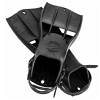 Apeks RK3 Military Rubber Fin with Adjustable Stainless Steel Spring Straps