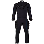 Aqua Lung Fusion Bullet Drysuit | With the Patented Twin Layer System originally designed for the Special Forces, the Fusion Bullet is engineered for the harshest diving environments. The Fusion Bullet features the innovative AirCore inner layer.