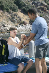 DAN On-Site Neurological Assessment for Divers -- To successfully complete the DAN On-Site Neurological Assessment for Divers course, participants must demonstrate skill and confidence in conducting an On-Site Neurological Assessment.