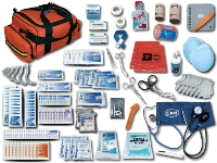 EMI Pro Response 2 Complete #830 | First Aid Kits and Trauma Supplies | EMS - FIRE - POLICE