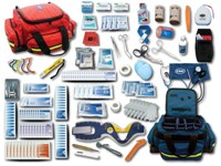 EMI Mega Pro Response Complete #835 | First Aid Kits and Trauma Supplies | EMS - FIRE - POLICE