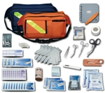 First Aid Kits and Emergency Response Equipment Bags | Police | Fire | EMS | EMI Trauma Pac # 857