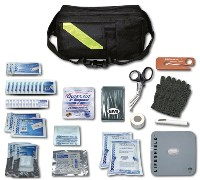 EMI Rapid Response Pac #872 | First Aid Kit and Emergency Response Supplies for Law Enforcement Officers