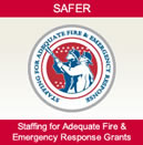 Staffing for Adequate Fire and Emergency Response - SAFER Grants - The purpose of the Staffing for Adequate Fire and Emergency Response (SAFER) grants is to help fire departments increase the number of frontline firefighters. The goal is for fire departments to increase their staffing and deployment capabilities and ultimately attain 24-hour staffing, thus assuring that their communities have adequate protection from fire and fire-related hazards. The SAFER grants support two specific activities: (1) the hiring of firefighters, and (2) recruitment and retention of volunteer firefighters. | www.fema.gov/firegrants