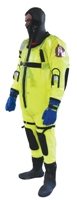 Firstwatch RS-1000 Rescue Suit | Rescue professionals need gear that allows them to respond safely and quickly to emergency situations. The RS-1000 Rescue Suit has been engineered to don quickly for cold water and ice rescue operations. | Check out Firstwatch Ice Rescue Equipment online or at our Eagan, Minnesota location