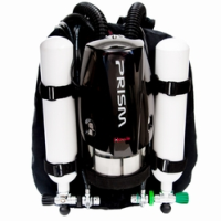Hollis Prism2 fully closed circuit Rebreather | Sales and training available at Scuba Center in Eagan, Minnesota.