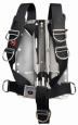 Hollis Solo Harness | Designed to meet all the needs of demanding technical divers, the Solo Harness System is clean, simple, and foolproof!