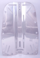 Hollis Stainless Backplate |