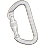 "Omega Pacific NFPA ""D"" Aluminum Carabiners 