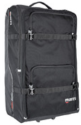 Mares Cruise Roller Dive Bag | Easy foldable dive backpack with wheels | Dive Travel Luggage | www.mares.com