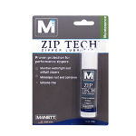 Drysuit Talc and Zipper Lubricants: Zip Tech Zipper Lubricant is designed and formulated to protect and lubricate all types of watertight and airtight zippers. Zip Tech lubricates an protects the zippers and zipper skirts on dry suits, survival suits, environmental suits, dry bags and more.