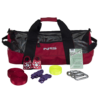 NRS Z-Drag Kit with Purest Duffel Bag | 45314.01 | Water Rescue equipment available at Scuba Center in Eagan, Minnesota