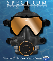 Introducing the OTS Spectrum Full Face Mask | Ocean Technology Systems