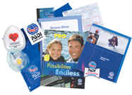 PADI Rescue Diver Certification course materials are included and are yours to keep. -- PADI Rescue Diver Certification | Includes PADI Rescue Diver Course Manual, Diving Accident Management workslate, PADI Rescue Diver certificate, PADI Rescue Diver emblem, PADI transparent decal, GO Pro brochures, and PADI Diving Society Membership Application.