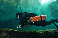 PADI Sidemount Diving Specialty Course is available at Scuba Center in Eagan, Minnesota