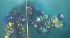 PADI Tec Trimix Course | Train with Scuba Center in Eagan, Minnesota