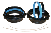 Rings for Dry Glove Systems | whitesdiving.com