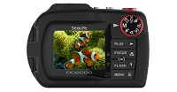 "SeaLife DC2000 Camera | 3.0"" 920k high resolution color TFT LCD display"
