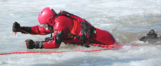 Stearling Ropes | Ice Rescue