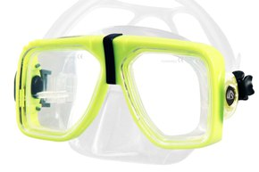 Tilos M800 Masks available at both Scuba Center locations