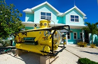 Grand Cayman Diving Vacation | Ocean Frontiers Dive Shop at Compass Point