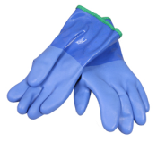 Auq Lung Blue Commercial Gloves | SI Tech Showa Gloves