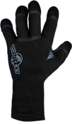 Aqua Lung HEAT 5mm Neoprene Drysuit Gloves | A traditional wet glove with the Aqua Lung twist; our HEAT neoprene gloves are your solution to warm hands.