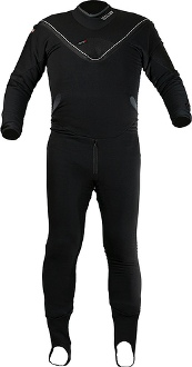 Aqua Lung Thermal Fusion Drysuit Undergarments | Formerly Whites | Thermal Core Technology is at the heart of the thermal Fusion, resulting in an undergarment that is unmatched in flexibility, fit and warmth. | www.whitesdiving.com