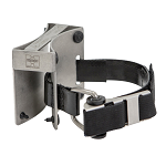 Pony Mounts | Easy attachment and release with stainless steel cam buckle