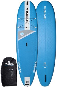"Riviera 11'6"" Inflatable Standup Paddleboard 