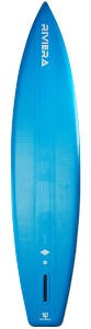"Riviera 12'6"" Voyager Inflatable Paddleboard"